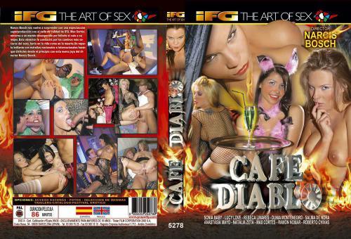 Cafe Diablo [Marc Dorcel] / Дьявольское кафе (Перевод) (2006) DVDRip