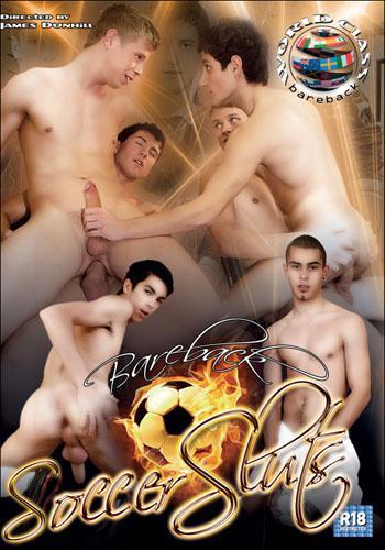Bareback Soccer Sluts / Футбольные Шлюхи (2010) DVDRip