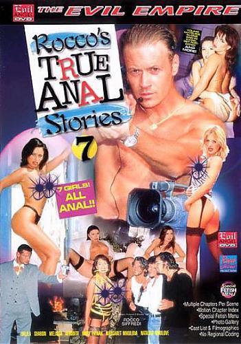 Истинные Анальные Истории Рокко 7 / Rocco's True Anal Stories 7 (2004) DVDRip