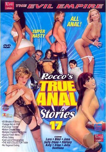 Истинные Анальные Истории Рокко 17 / Rocco's True Anal Stories 17 (2002) DVDRip