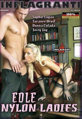 Благородные нейлон-дамы / Edle Nylon-Ladies (Inflagranti) [2010 г., All Sex, Fetish, Nylon, Stockings, DVDRip] (2010) DVDRip