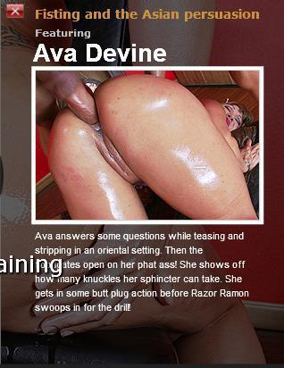 [BigWetButts.com / BraZZers.com] AVA DEVINE (Fisting and the Asian persuasion ! / 4787) [2010 г., Anal, Big ass, Big tits, Asian, Hardcore, 720p] *Released: May 21, 2010* (2010) HDTV