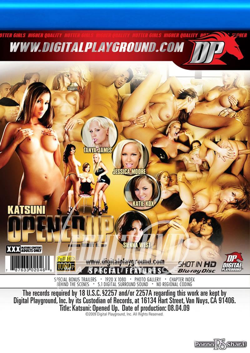 Katsuni Opened Up Blu-Ray DVD  Открытый Katsuni (2010) BDRip