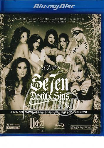 Se7en Deadly Sins Blu-Ray DVD  7  Ceмь смертельных грехов (2009) BDRip