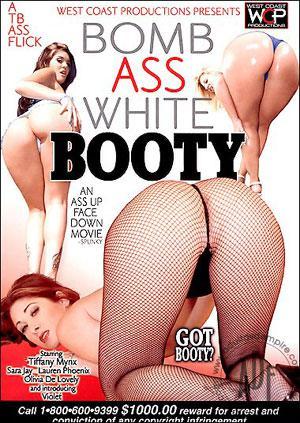 Bomb Ass White Booty 1-13 / Белые попки-бомбы 1-13 (West Coast) [2005-2010, DVDRip] (2010) DVDRip