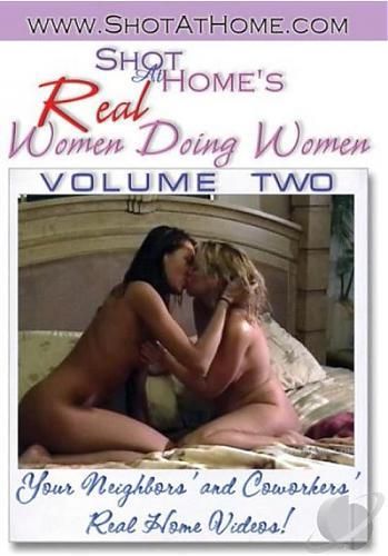 Real Women Doing Women Vol. 2  Любительницы трахающие женщин №02 (2010) DVDRip
