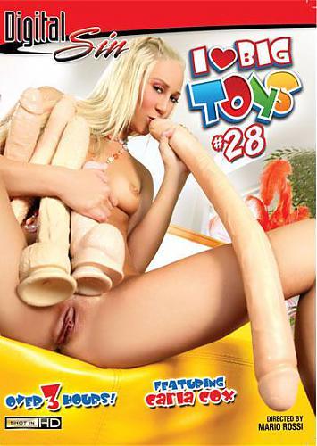 I Love Big Toys 28 / Я люблю большие игрушки 28 (Mario Rossi, Digital Sin) [2010 г., Lesbo, Toys, Masturbation, DVDRip] Carla Cox, Lee Lexus, Violet Monroe*Release Date: May 20, 2010* (2010) DVDRip