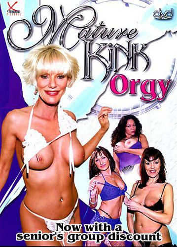 Mature Kink Orgy №01 / Оргия женщин в возрасте №01 (2005) DVDRip