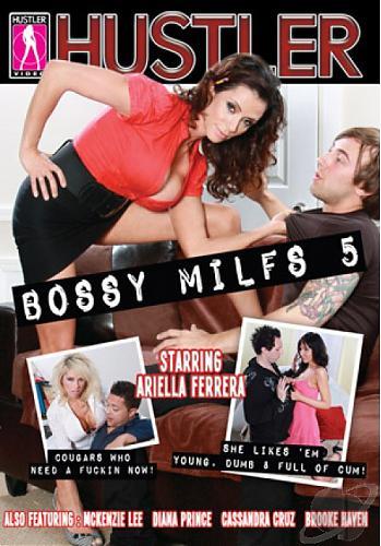 Bossy MILFs №05 / Властные Мамаши №05 (2010) DVDRip