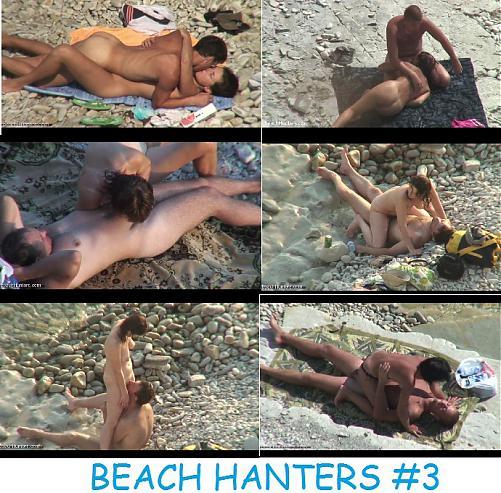 BeachHunters3 (2009) CamRip