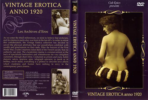 Vintage Erotica Anno 1920 / Винтажная Эротика 1920-е годы (2006) DVDRip