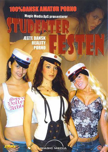 Studenter Festen - Dansk Porno / Студентческий праздник - Датское Порно (2010) DVDRip