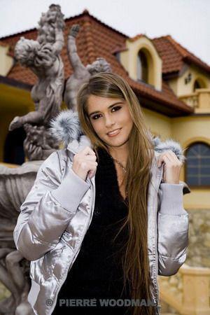 4 ролика с Чешской красавицей Nikola Jiraskova (aka Nessa Devil) (2008) SATRip