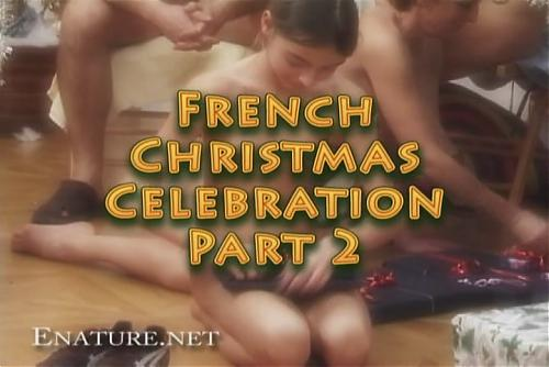 Enature Russian Bare - French Christmas Celebration Part 2 (2008) DVDRip