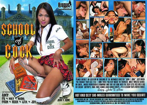 SCHOOL OF COOCK (2007) DVDRip