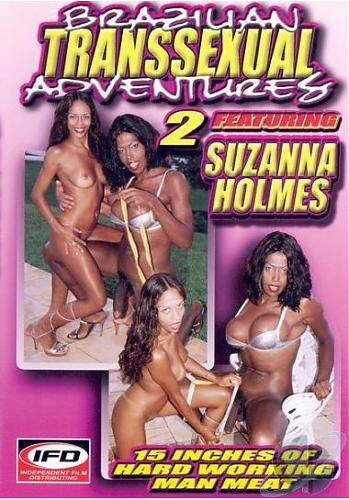 Brazilian Transsexual Adventures #2 / Бразильские транс приключения #2 (разбит на эпизоды) (2001) DVDRip