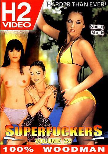 Superfuckers 22 / Суперфакеры 22 (2003) DVDRip