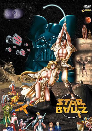 Звездные яйца / Star Ballz (2001) DVDRip