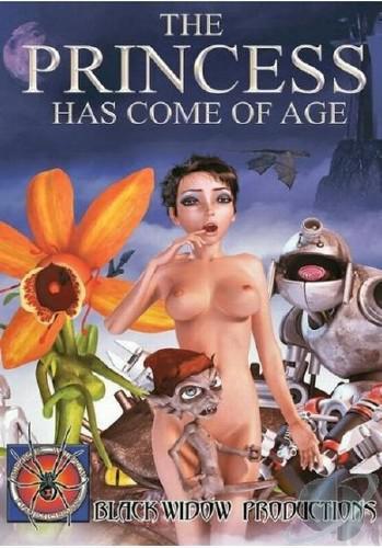 The Princess Has Come Of Age / Повзрослевшая Принцесса (2005) DVD