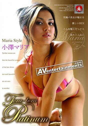 [Uncensored] Tora Tora Platinum Vol.55 /  Maria Ozawa  Платиновая Коллекция Тора Тора 55 (2009) DVDRip