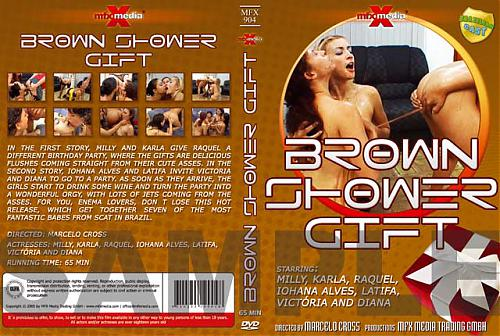 MFX-904 Brown Shower Gift / MFX-904 Коричневый душ подарков (2010) DVDRip