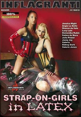 Inflagranti Strap On Girls In Latex (2010) DVDRip