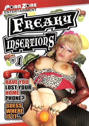 Извращённое вставление # 1 (2008) DVDRip