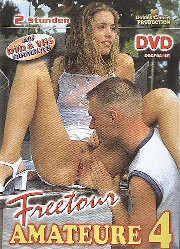 Freetour Amateure №04 / Только аматоры №04  (2006) DVDRip