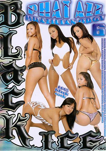 Попастая бразильская оргия #6/Phat Azz Brazilian Orgy 6 (2009) DVDRip