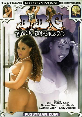 BLACK BAD GIRLS 20 (2010) DVDRip