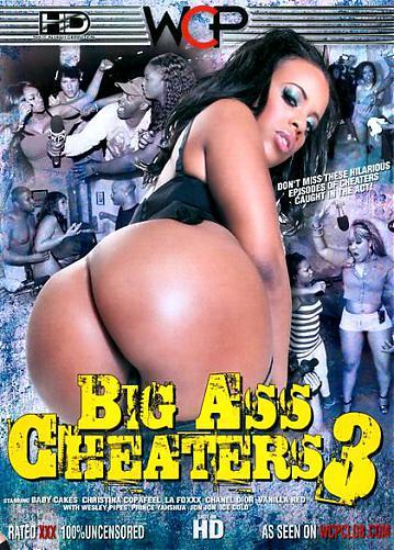 [Black] Big Ass Cheaters #3 / Плутовки С Большими Задницами #3 (West Coast) (2010) DVDRip