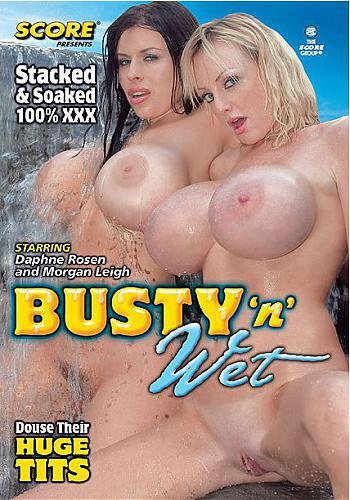 Busty 'n' Wet. / Мокрые Сиськи. (Score Group.) (2010) DVDRip