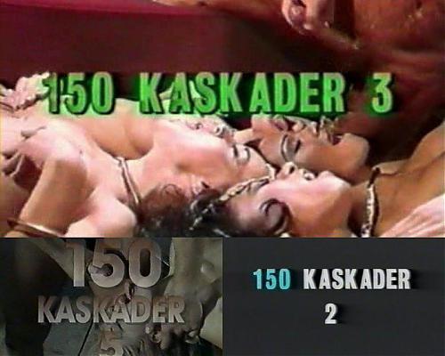 150 kaskader 2, 3, 5 / 150 оргазмов 2,3, 5 (1993) DVDRip