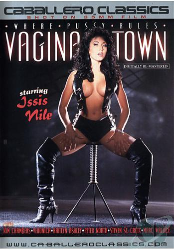 Vagina Town / Город вагин (Henri Pachard, Caballero Home Video) [1993 г., Classic, Feature, Big Tits, Blowjob, Hairy, Straight, DVDRip][Split Scenes] (2008) DVDRip