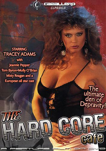 The Hard Core Cafe (Hardcore Cafe) / Преступное кафе (John T. Bone, Caballero Home Video / Vidco Entertainment) [1988 г., Classic, Feature, Gang Bang, Interracial, Blowjob, Threesome, Hairy, Shaved, Toys, Straight][Split Scenes] (2004) DVDRip
