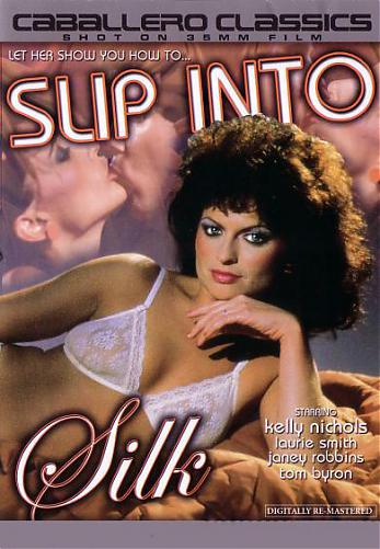 Slip Into Silk / Спать на шёлке (Mike Stryker, Caballero Home Video) [1985 г., Classic, Feature, Straight, All sex, Blowjob, Ass to Mouth, Facial Cumshot, Hairy, DVDRip][Split Scenes] (2005) DVDRip