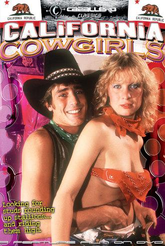 California Cowgirls / Калифорнийские ковбойши (R. William, Caballero Home Video) [1979 г., Classic, Feature, Straight, All Sex, Anal, Big Tits, Blowjob, Deep Throat, Facial Cumshot, Hairy, One On One, Solo, Toys][Split Scenes] (2006) DVDRip
