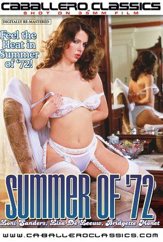 Summer Of '72 / Лето 72 (Louis Lewis, Caballero Home Video) [1982 г., Classic, Feature, Straight, All Sex, Blowjob, Butts, Threesome, Hairy, Outdoor, DVDRip][Split Scenes] (2006) DVDRip