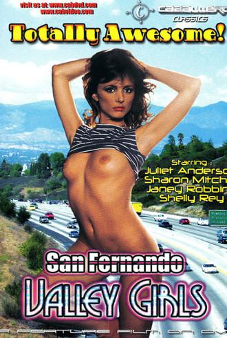 San Fernando Valley Girls / Девушки из долины Сан - Фернандо (Louis Lewis, Caballero Home Video) [1983 г., Classic, Feature, Straight, All Sex, Gang Bang, Blowjob, Threesome, Facial Cumshot, Hairy][Split Scenes] (2000) DVDRip