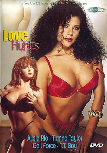 Love Hurts / Любовные раны (Cash Markman, Caballero Home Video / Vidco Entertainment) [1992 г., Classic, Feature, Straight, All Sex, Anal, Teens, Milf, Lesbian, Big Tits, Threesome, Hairy][Split Scenes] (1992) DVDRip