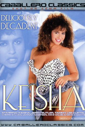 Keisha / Кейша (Adele Robbins, Caballero Home Video / Vidco Entertainment) [1988 г., Classic, Feature, Straight, All Sex, Blowjob, Threesome, Cream Pie, Deep Throat, Facial Cumshot, Hairy, Masturbation, Shaved, DVDRip][Split Scenes] (2006) DVDRip