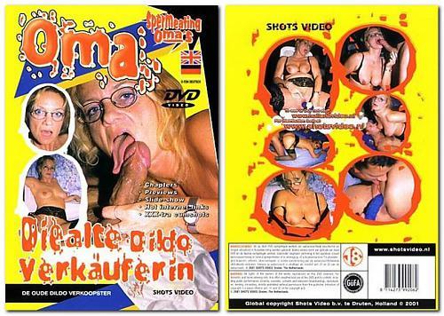 Oma - Die Alte Dildo Verkauferin / Бабушка - старая продавщица фаллоимитаторов (2002) DVDRip