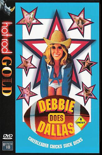 Debbie Does Dallas / Дэбби делает Даллас (Jim Clark // School Day Films/ VCX) [1978 г., Feature, Classic, DVD5] (2004) DVD