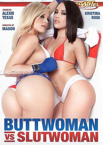 Buttwoman Vs. Slutwoman. / Королева Задниц Против Королевы Шлюх. (Mason. / Elegant Angel) [2010, All Sex, Anal, Big Butts., DVD-5] *Release Date:June 08, 2010* (2010) DVD