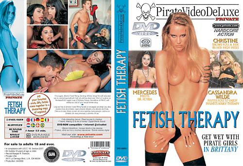 Private Pirate De Luxe    Fetish Therapy / Фетиш Терапия (2000) DVD