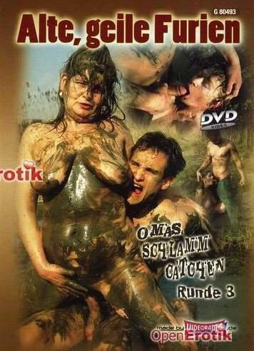 Alte geile Furien.Omas Schlammcatchen #3 / Оттраханные в грязи бабули #3 (2010) DVD