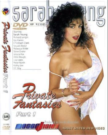 Sarah Young Private Fantasies - Part 1 (2003) DVD
