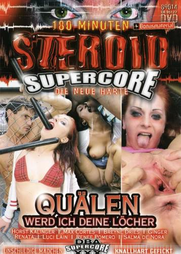 Я буду мучительно трахать тебя / Qualen Werd ich Deine Locher (2008) DVD