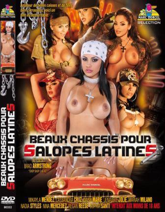 "Beaux Chassis Pour Salopes Latines / Chop Shop Chicas / Магазинчик ""Горячая латинская отбивная"" (Marc Dorcel, Wicked Pictures, Brad Armstrong) (2009) DVDRip"