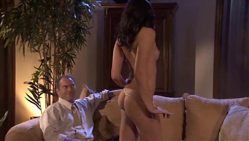 Подложил суперкрасотку-жену под старого ректора / Tiffany Tyler  (2010) DVDRip